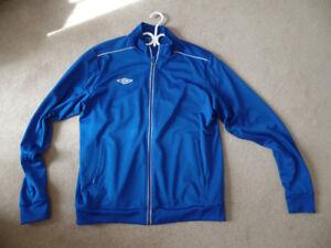 Extra Large Umbro Soccer Jacket