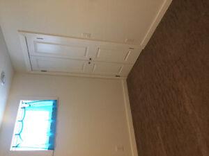 Basement suite available