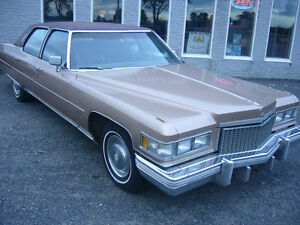 1975 Cadillac Brougham Kawartha Lakes Peterborough Area image 2