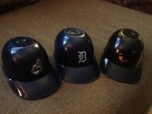 MLB ice cream baseball helmets