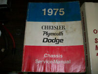 Manuel auto: Dodge, Chrysler, Plymouth, Ford, ect.
