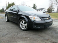 CHEVROLET COBALT LT COUPE 2008 - 5 SPEED - MOONROOF - CERTIFIED