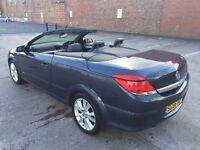 Spare repair Vauxhall Astra convertible 1.9 Cdti lower mile 87k with fully service history