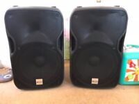 ALTO TS115 Active PA Speakers (Pair)