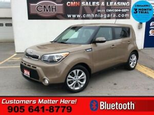 2016 Kia Soul EX  HEATED SEATS  BLUETOOTH  PWR-GRP ALLOYS
