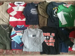 Boys Fall/winter clothes- 5T