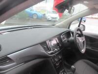 2017 Vauxhall Mokka x X 1.6 Active 259259 5 door Hatchback