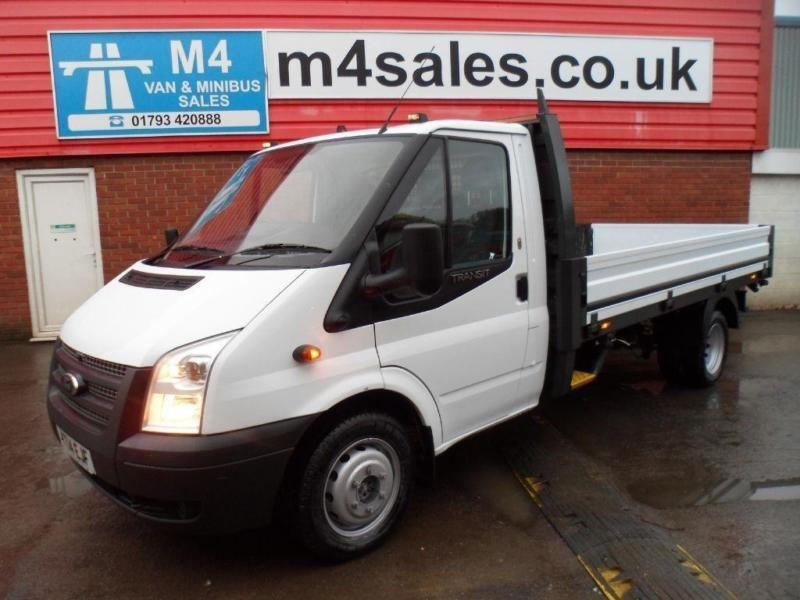 Ford Transit 350 S/C DROPSIDE 1 STOP BODY 125PS