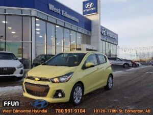 2017 Chevrolet Spark 1LT  bluetooth xm radio automatic traction