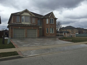 5-Bed House for Rent near Brampton Civic Hospital