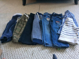 BOYS FALL/Winter SIZE 3T CLOTHING LOT