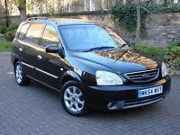EXCELLENT DIESEL!! 54 REG KIA CARENS 2.0 CRDi LE 5dr, 1 YEAR MOT, FULL LEATHER,