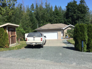 Beautiful newly renovated suite for rent at amazing Sproat Lake