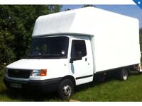 Man and Van service, Ex Forces Storage also available