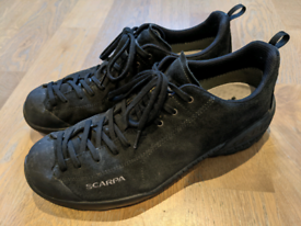 Scarpa Mojito Gtx Mens Footwear Walking Shoes - Black UK 11