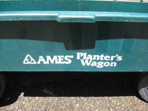 PLANTER WAGON  GOOD FOR GARDENING AND PLANTING PLANTS FLOWERS Cambridge Kitchener Area image 3