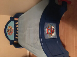 PAW PATROL!! Toddler bed
