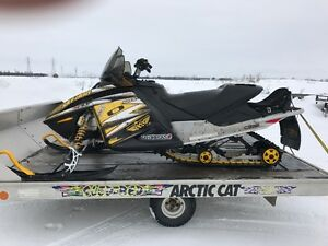 Parting Out 2006 SkiDoo Rev MXZ X 800HO