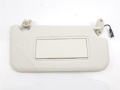 2011-2014 MK3 Ford Focus SUN VISOR RH Drivers Side Cream 5 Door Hatch