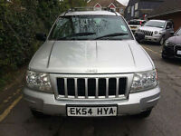 Jeep Grand Cherokee 2.7 Auto Limited**DIESEL AUTO 4X4 ESTATE**FSH**CAMBELT DONE
