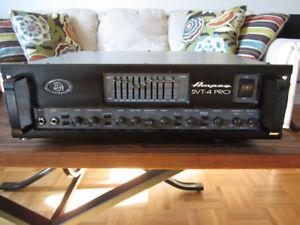 Ampeg SVT-4 Pro (Échange Possible)