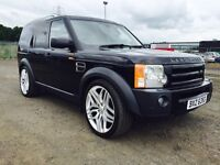 JULY 2006 LANDROVER DISCOVERY TDV6 S AUTOMATIC FULL SERVICE HISTORY TWO OWNERS