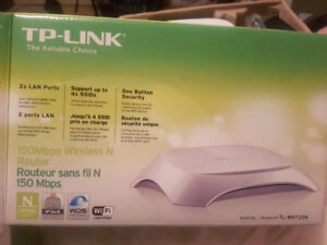 TP-LINK Wireless N150 Router