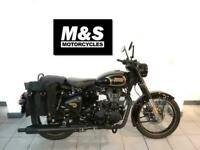 Royal Enfield Classic 500 Limited Edition Tribute Black