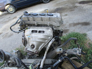 Toyota Corolla engine 2005