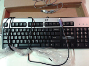 Clavier ordinateur HP