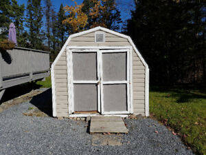 8x10 Baby Barn for Sale - Available April 2018