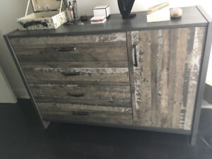Drawers / dresser - Rustic Brown