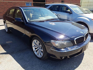 2008 BMW 750LI - Only 107kms! CERTIFIED! WE PAY HST! CLEAN!