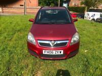 Vauxhall/Opel Zafira 1.9CDTi ( 120ps ) 2006MY Club