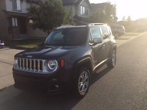 2016 Jeep Renegade Limited SUV, Crossover