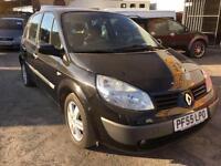 2006 Renault Megane Scenic 1.6 VVT Dynamique 5dr [Euro 4] 5 door MPV