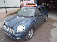 MINI CLUBMAN 1.4 ( 95bhp ) One ESTATE WARRANTY GREAT FINANCE AVAILABLE ASK