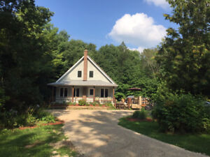 Move to the Country - Commute to Work! 42 Treed Acres - Private