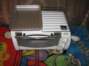 Home Max Model GL9B 4 Toaster Oven One Months Old