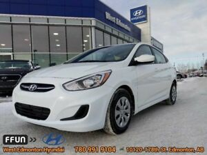 2016 Hyundai Accent GL Auto  Bluetooth heated seats xm radio cru