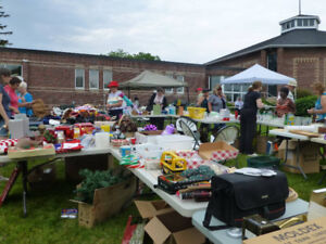 Summer Spectacular Garage Sale + Home Party + Silent Auction