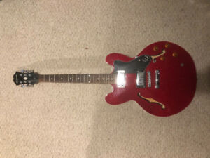 Epiphone Archtop Guitar