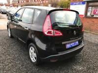 Renault Scenic 1.5dCi Turbo Diesel ( 110bhp ) Dynamique Tom Tom 5 Door MPV
