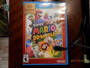 SuperMario 3DWorld neuf