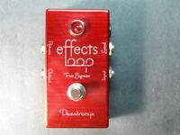 Dazatronyx True Bypass Effects Loop Pedal