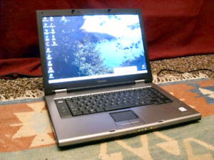 Laptop Toshiba Tecra A9 intel Core2 Ordinateur Portable Windows7