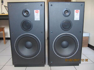 Classic Rare JBL CF 120 3Way Loadspeakers X Condition Circa1990s