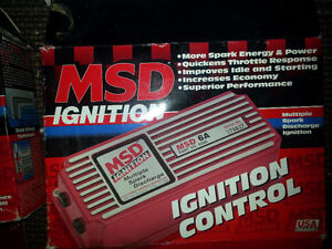 Electronic Ignition System MSD 6