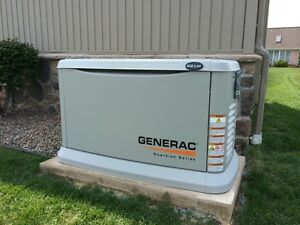 GENERAC 22KW GENERATOR BRAND NEW !!! CAN DELIVER