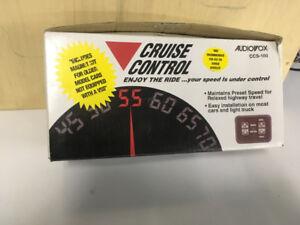 AudioVox CCS-100 Cruise Control